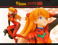 Rebuild of Evangelion Asuka Langley Shikinami (Plug Suit ver.):RE 1/6 PVC Figure
