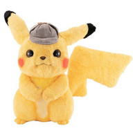 LIFE SIZE DOLL Detective Pikachu (Pokemon)