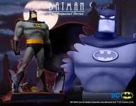 ARTFX+ Batman Animated Opening Edition 1/10 PVC Figure