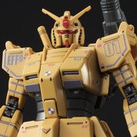HG 1/144 Gundam Local Type (Roll Out Colors) Plastic Model ( AUG 2019 )