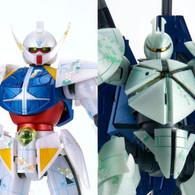 MG 1/100 Turn X / Turn A Gundam (Nano Skin Image) Plastic Model