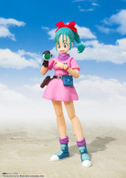 S.H.Figuarts Bulma -Beginning of a Great Adventure- (Dragon Ball) Action Figure