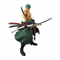 Variable Action Heroes ONE PIECE Roronoa Zoro Renewal Edition Action Figure ( OCT 2019 )