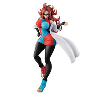 Dragon Ball Gals Android 21 PVC Figure