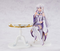 Emilia: Tea Party Ver. (Re:ZERO -Starting Life in Another World-) 1/7 PVC Figure