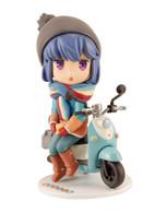 Rin Shima (Yurucamp) Mini Figure
