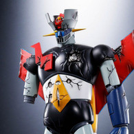 Soul of Chogokin GX-70SPD Mazinger Z D. C. Damage ver. Anime Color