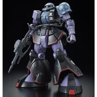 HG 1/144 MS-06RD-4 High Mobility Prototype Zaku Plastic Model ( AUG 2019 )