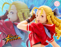 STREET FIGHTER BISHOUJO Karin 1/7 PVC Figure