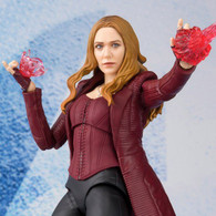 S.H.Figuarts Scarlet Witch (Avengers: Infinity War) Action Figure