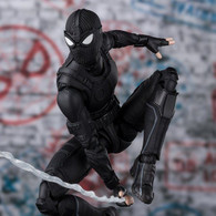 S.H.Figuarts Spider-Man Stealth Suit (Spider-Man: Far From Home) Action Figure