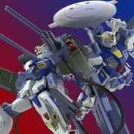 MG 1/100 Mission Pack E-Type & S-Type for (Gundam F90) Plastic Model ( NOV 2019 )