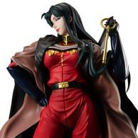 GGG Mobile Suit Gundam 0083 STARDUST MEMORY Cima Garahau 1/8 PVC Figure