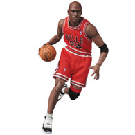 MAFEX No.100 MAFEX Michael Jordan (Chicago Bulls) Action Figure