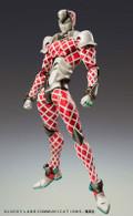 Super Action Statue JoJo's Bizarre Adventure Part.V K.C Action Figure