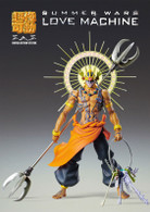 Super Action Statue Summer Wars Love Machine Action Figure
