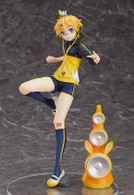 Kagamine Len: Stylish Energy L Ver. (Hatsune Miku -Project DIVA- F 2nd) 1/7 PVC Figure