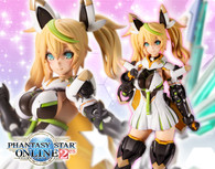 Gene (Stella Innocent Ver.) (Phantasy Star Online 2 es) Plastic Model