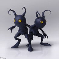 KINGDOM HEARTS III BRING ARTS Shadow (Set of 2) Action Figure