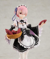 Ram: Tea Party Ver. (Re:ZERO -Starting Life in Another World-) 1/7 PVC Figure