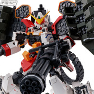 MG 1/100 Gundam HeavyArms EW (Igel Equipment) Plastic Model ( OCT 2019 )