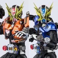 S.H.Figuarts Kamen Rider Geizrevive True Savior Set Action Figure