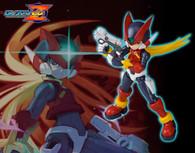 Zero Repackage Ver. (Mega Man Zero) 1/10 Plastic Model