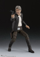 S.H.Figuarts Han Solo (STAR WARS: The Force Awakens) Action Figure