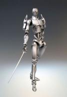 Super Action Statue JoJo's Bizarre Adventure Part 3 Silver Chariot