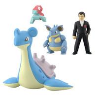 Pokemon Scale World Kantor Sylph Company Set