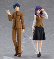 figma Shinji Matou & Sakura Matou (Fate/stay night: Heaven's Feel) Action Figure