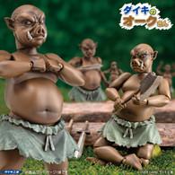 Daiki no Orc-san 1/12 Figure