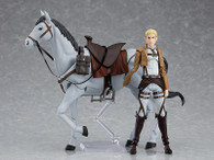 figma Erwin Smith (Attack on Titan) Action Figure