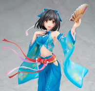 Kako Takafuji Lucky Girl Ver. (THE IDOLM@STER Cinderella Girls) 1/7 PVC Figure