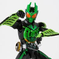S.H.Figuarts (Shinkoccou Seihou) Kamen Rider OOO Gatakiriba Combo Action Figure