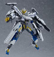 MODEROID Shinkalion N700A Nozomi (Shinkansen Henkei Robo Shinkalion) Plastic Model