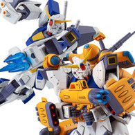 MG 1/100 Mission Pack F-Type & M-Type for (Gundam F90) Plastic Model ( NOV 2019 )