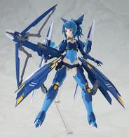 figma Rei Takanashi (Alice Gear Aegis) Action Figure
