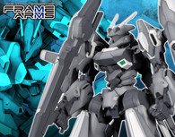 Frame Arms JX-25F/S Ji-Dao Special Forces Type 1/100 Plastic Model