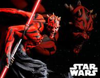 ARTFX Darth Maul Light-up Ver. (Star Wars) 1/7 PVC Figure