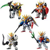 FW GUNDAM CONVERGE:CORE Gundam W Endless Waltz Operation Meteor (Set of 5)