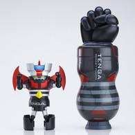 Mazinger TENGA Robo: Mega TENGA Rocket Punch Set (First Run Limited) (TENGA Robo x Mazinger Z)