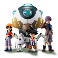 HG Dragon Ball GT Ultimate Dragon Ball PVC Figure