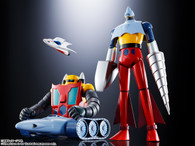 Soul of Chogokin GX-91 Getter 2 & 3 D.C. Action Figure