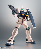 Robot Spirit SIDE MS RGM-79C GM Kai ver. A.N.I.M.E. Action Figure