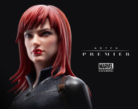 ARTFX PREMIER Black Widow (MARVEL UNIVERSE) 1/10 Assembly Kit