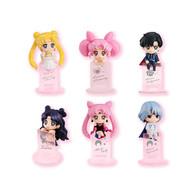 Ochatomo Series Sailor Moon Night & Day (Set of 8) PVC Figure