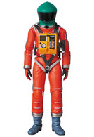 MAFEX No.110 Space Suit Green Helmet & Orange Suit Ver. Action Figure