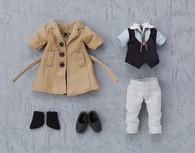 Nendoroid Doll: Outfit Set (Osamu Dazai) (Bungo Stray Dogs)