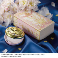 Cardcaptor Sakura Magic Circle Face Powder